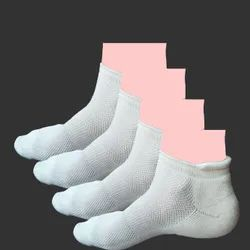 Combed cotton socks