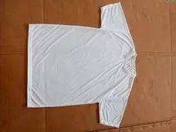 Collar Neck Half Sleeve Men Jersey T Shirt