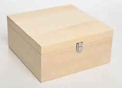 Square MDF Box