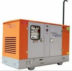 Three Phase 25 kVA Mahindra Generator Set
