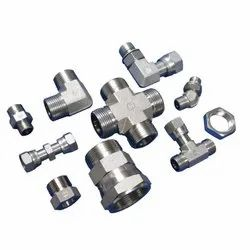 Stainless Steel Pipe Cross Connector