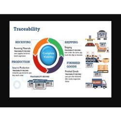 2 Barcode Traceability System, Industrial