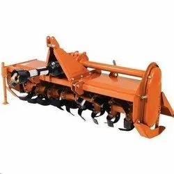 Mild Steel Rotary Plough, Size: 51 Inch (height)
