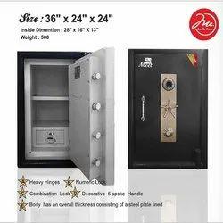 Mild Steel Single Door Security Safe