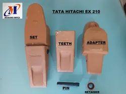 TATA HITACHI EX 210