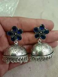 Fashion Vintage Oxidized Earrings