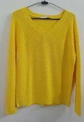 Women Full Sleeves Ladies Sweater