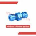 Aluminium Pneumatic Bulkhead