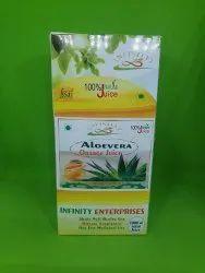 Aloe Vera Orange Juice