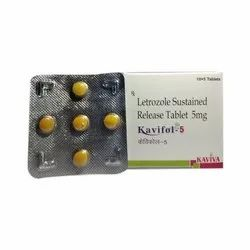 Letrozole Sustained Release Tablet