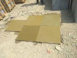 Yellow Kota Stone, For Flooring, Packaging Type: Box