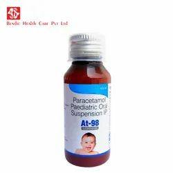 Paracetamol Pediatric Oral Suspension IP