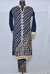 K202 Ladies Kurti With Palazzo