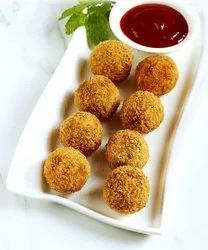 GOLDEN DELIGHTS Cheese Balls, Packaging Type: Institutional Cover Packing, Packaging Size: 500 Grams Packing