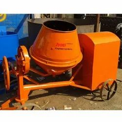 MS Mobile Concrete Mixer