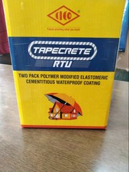 CICO Tapecrete RTU Two Pack Polymer Modified Elastomeric Cementitious Waterproof Coating