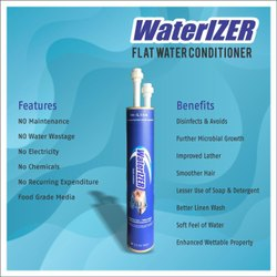 WATER SOFTENER FOR INDIVIDUAL FLAT