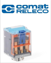 10A 3 Poles Industrial Relays - Pluggable: C3-G3x