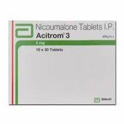 3 Mg Nicoumalone Tablet
