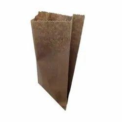 10x13 Inch Brown Paper Gusset Bag