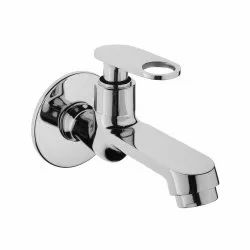 Oreo Chrome Brass Long Body Tap, For Bathroom Fitting, Size: 15 Mm