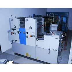 Ryobi 3302H Double Color Offset Printing Machine