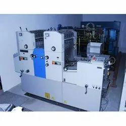 Ryobi 3302H Double Color Offset Printing Machine