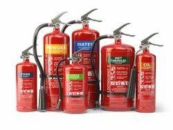 Industrial, Commercial Mild Steel Fire Extinguisher, For Industrial