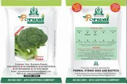 Porwal Hybrid Broccoli Seed, 10 Gm, Packaging Type: Packet