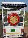 E Vahaan Battery Operated Rickshaw