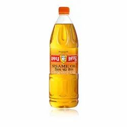 Lowers Cholesterol COLD PRESSED SESAME OIL