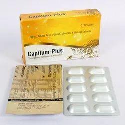 Biotin, Amino Acids, Vitamins, Minerals Tablets