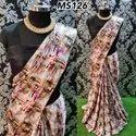 Japan Satin Ladies Indian Wear Saree