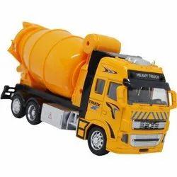 Plastic Kids Heavy Truck Toy