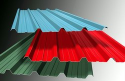 JSW corrugated sheets