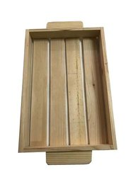 Pine Wood Tray-11.75X7.5X1.5