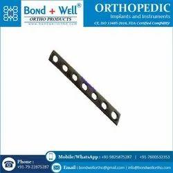 Orthopedic Dynamic Compression Plates