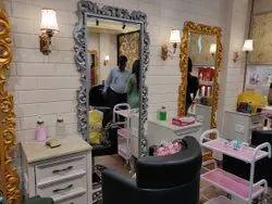 Beauty Parlour Interior Design Service