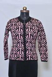 404 Woolen Ladies Cardigan