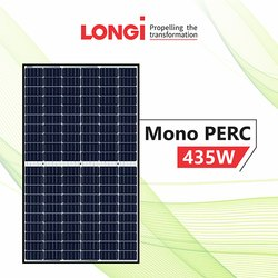 Longi Solar Panel Mono PERC 435W