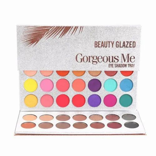 Beauty Glazed Gorgeous Me 63 color eyeshadow Palette, Rs 1499 /piece   ID:  22619158691