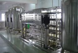 Mineral Water Plant