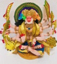 Panjamuga Hanuman Golu Doll