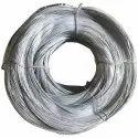 Black Mild Steel Binding Wire, Gauge: 20