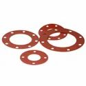Silicone Rubber Gaskets.