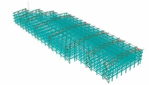 HIGH RISE COMMERCIAL STEEL BUILDINGS