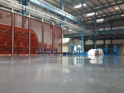 Mat Finish & Aggregate Finish Lithium & Sodium Concrete Polishing Services