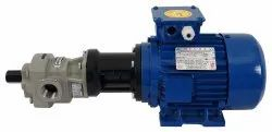 Rotary Gear oil pump with motor