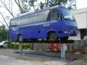 Bus Hydraulic Lift