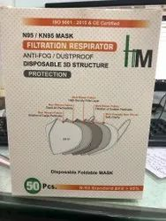 N95 Face Mask , KN95 Mask ( 50 Pieces)